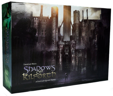 Shadows of Kilforth: A Fantasy Quest Game