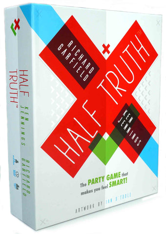 Half Truth: Kickstarter Edition