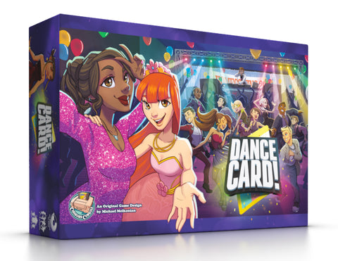 Dance Card - Deluxe Edition (Pre-Order)