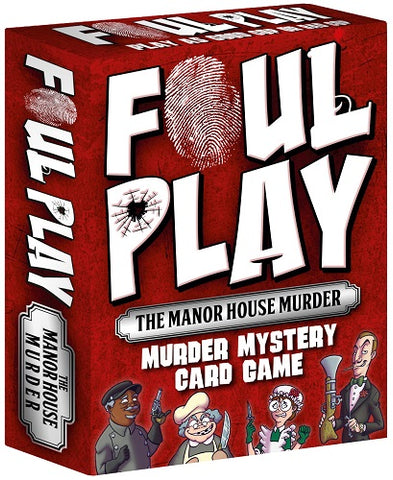 Foul Play: The Manor House Murder