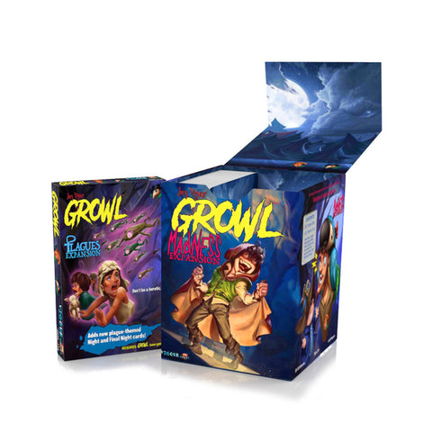 Growl: Madness Plagues Expansion (Pre Order)