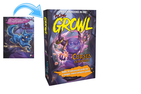 Growl: Spells & Curses Expansions