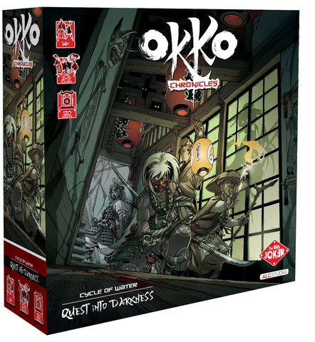 Okko Chronicles - Cycle of Water - Quest Into Darkness