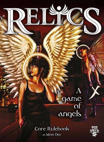 Relics: A Game Of Angels - Role Playing System