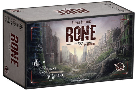 Rone: Second Edition - 50% Off