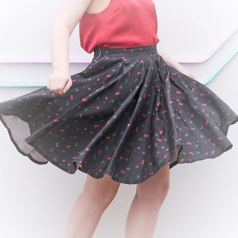 Geek Chic Skirts with Pockets (Pre Order)