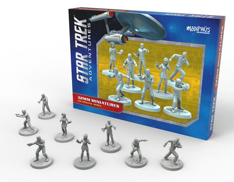 Star Trek Adventures: Miniatures