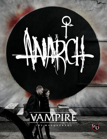 Vampire The Masquerade: Sourcebook - Anarch