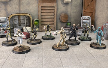 Fallout: Wave 3 - Institute Core Box