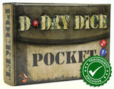 D-Day Dice Pocket
