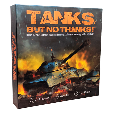 Tanks, But No Thanks