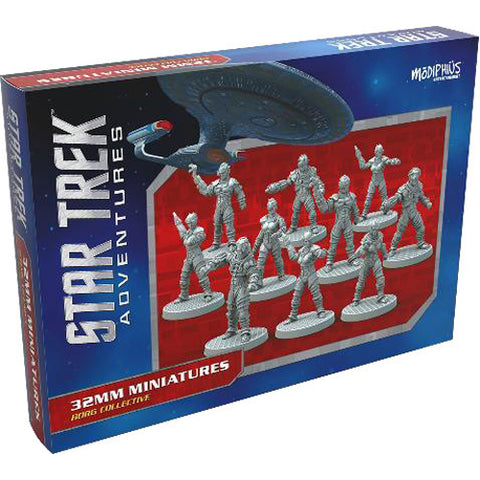 Star Trek Adventures: Miniatures: Borg Collective