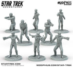 Star Trek Adventures: Miniatures: Romulan Strike Team