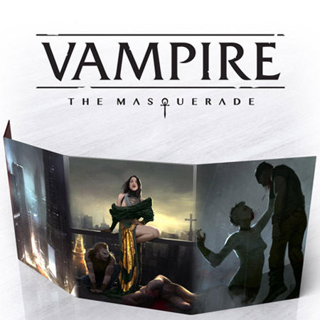 Vampire: The Masquerade: Storytellers Screen