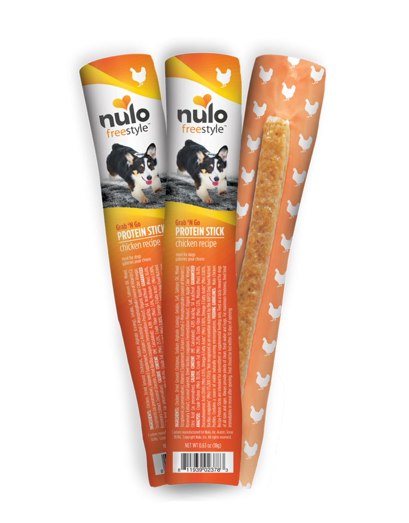 Nulo Protein Sticks