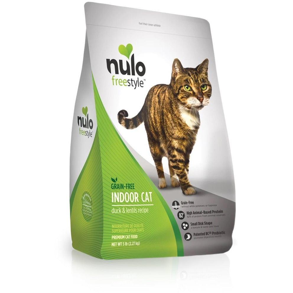 Nulo Indoor Cat Duck & Lentils