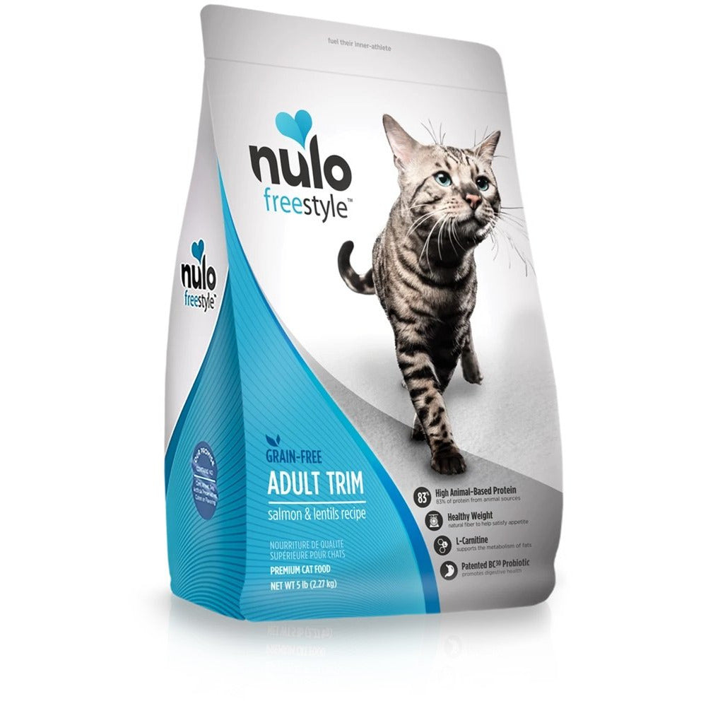 Nulo Adult Trim Cat Salmon & Lentils