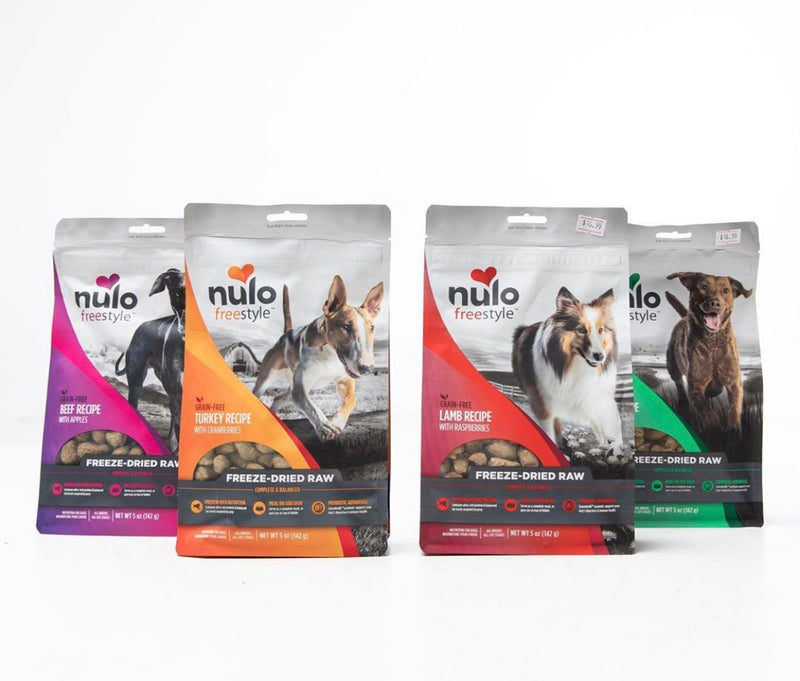 Nulo Freeze-Dried Raw Food