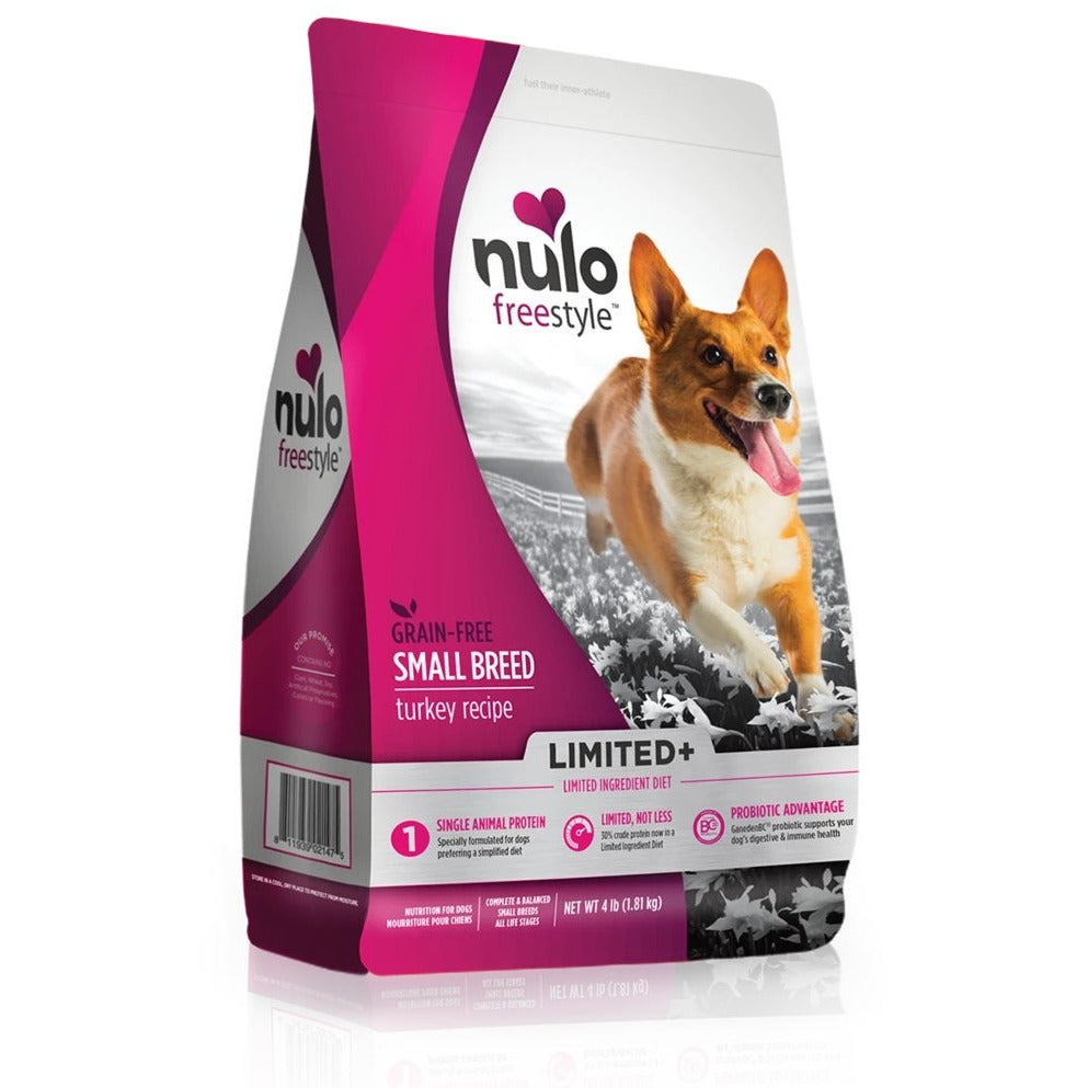 Nulo Small Breed Turkey (Limited+)