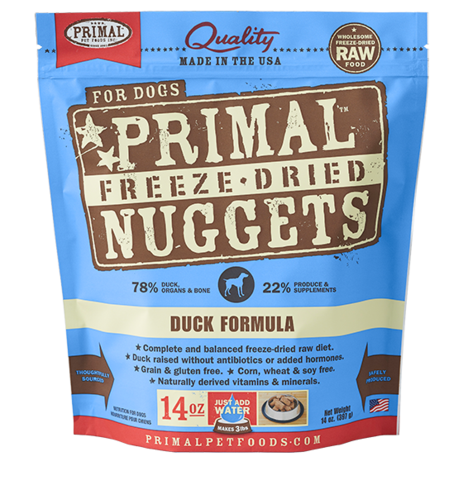 Primal Freeze-Dried Formulas