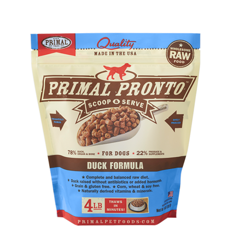 Primal Raw Frozen Pronto Formula