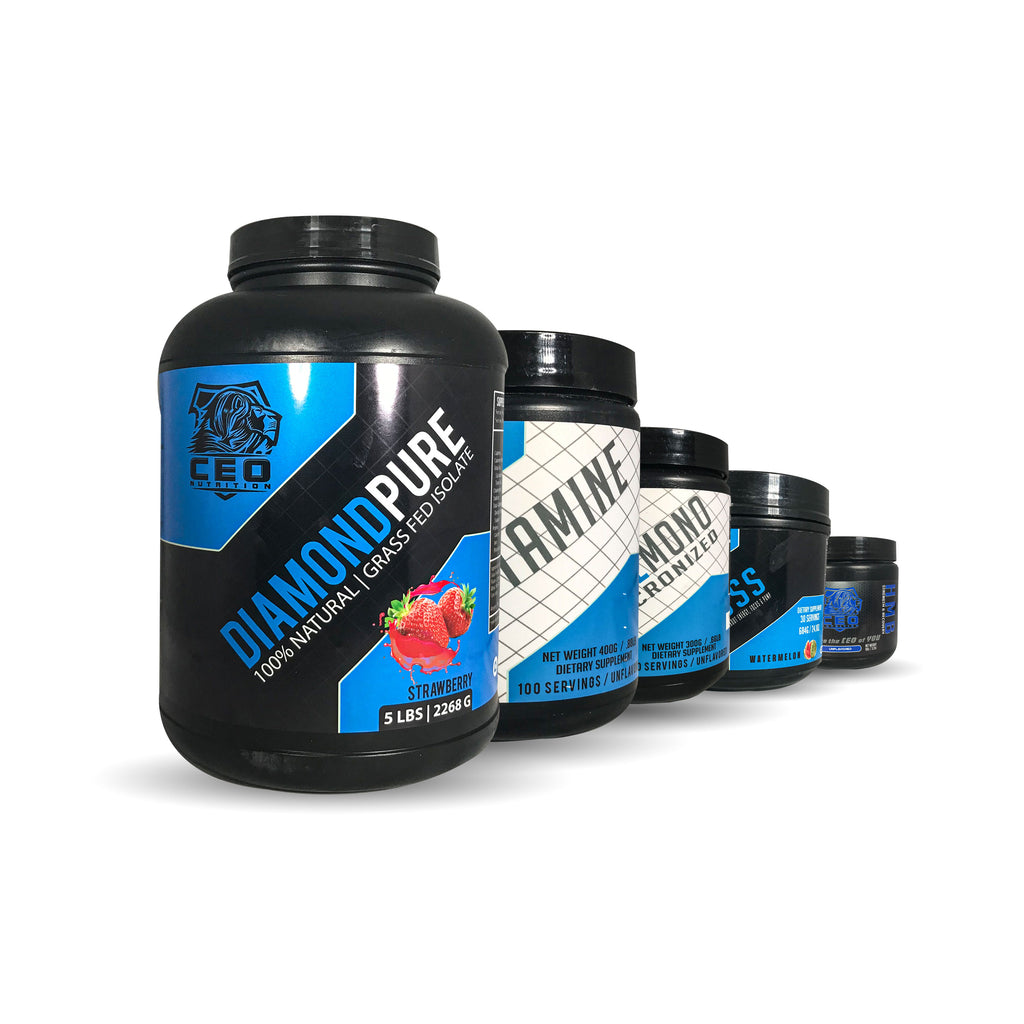 Bulking Stack - CEO NUTRITION