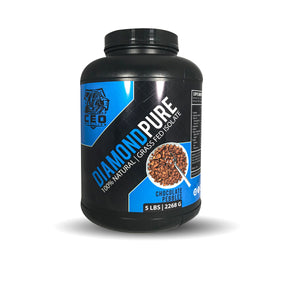 5lbs Diamond Pure 100% Isolate Protein - CEO NUTRITION