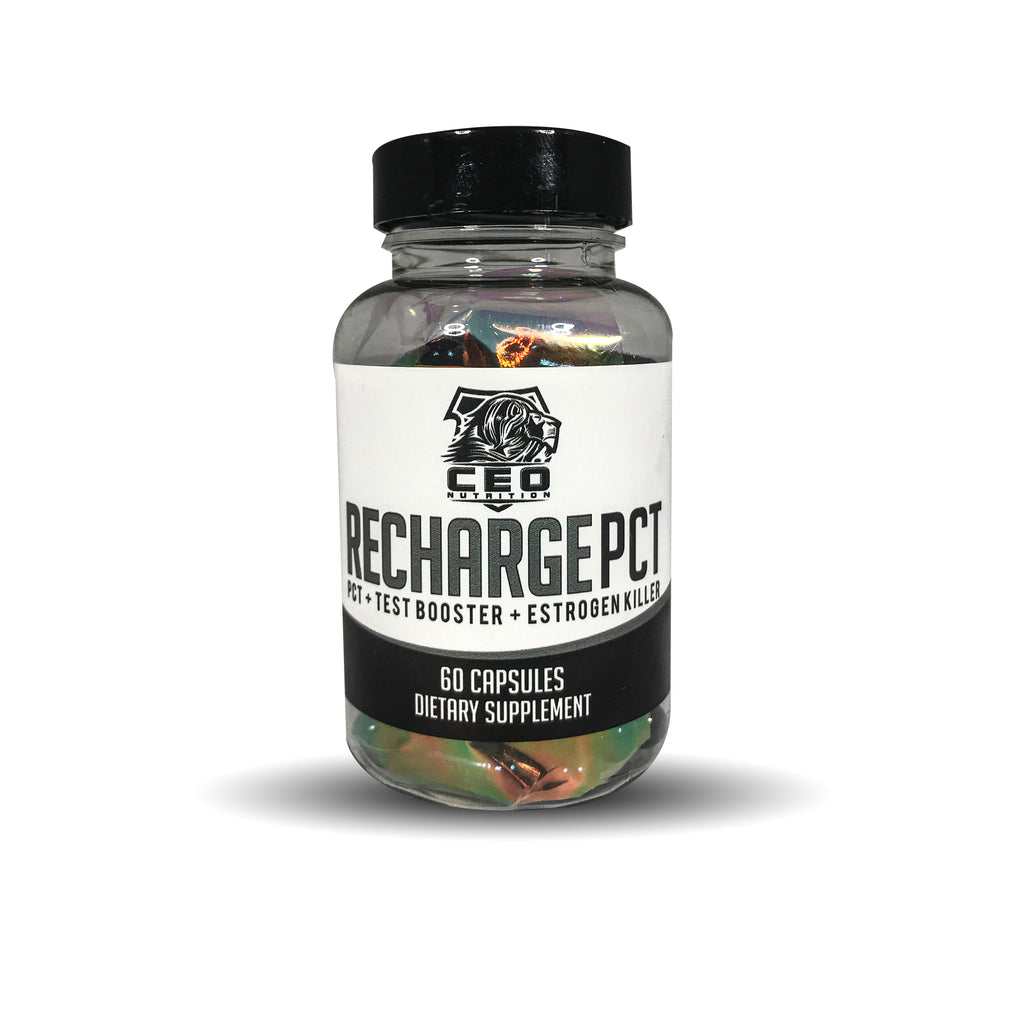 Recharge PCT - Testosterone Booster