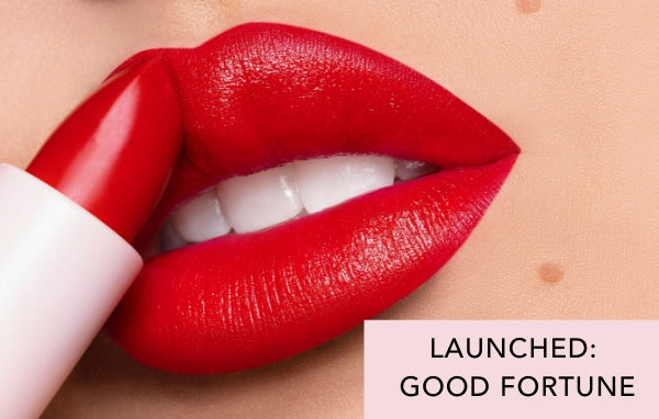 LAUNCHED: Good Fortune Chinese New Year Lipstick