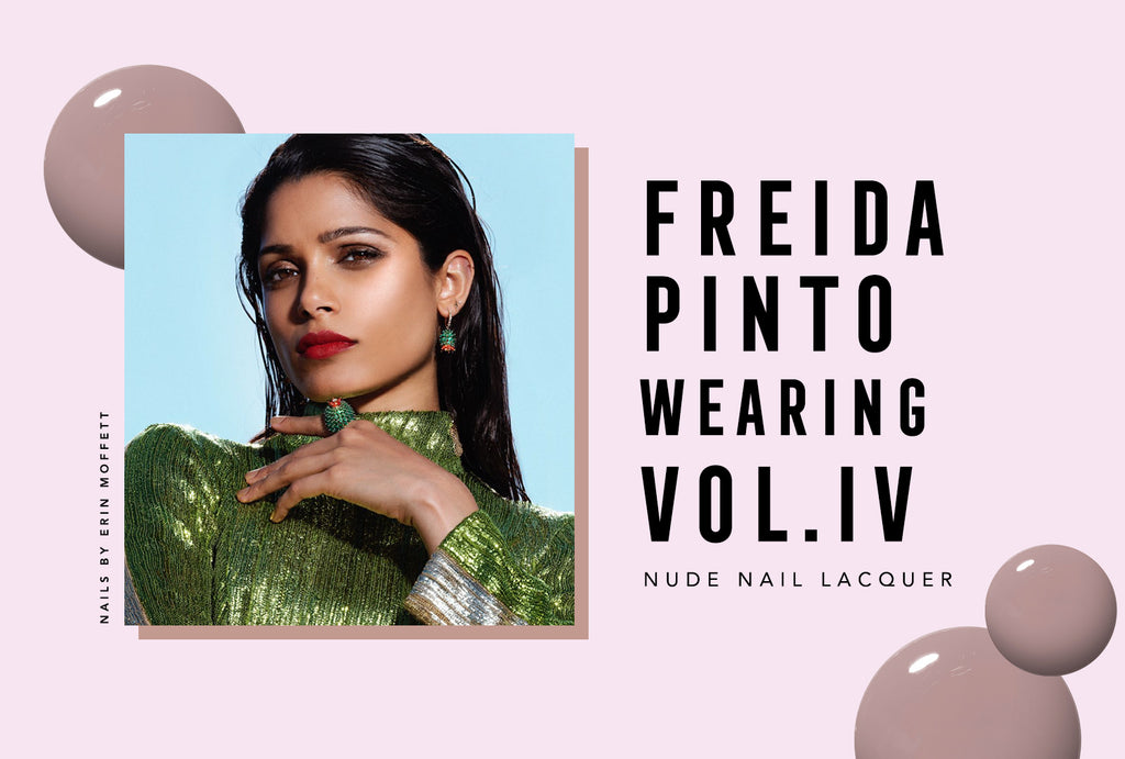 Freida Pinto in NCLA for Cartier!