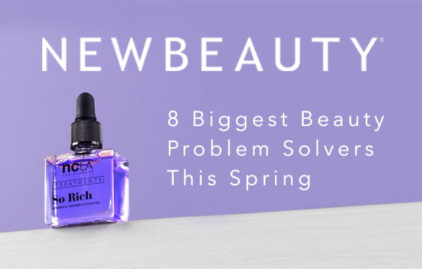 New Beauty: 8 Biggest Beauty Problem Solvers This Spring