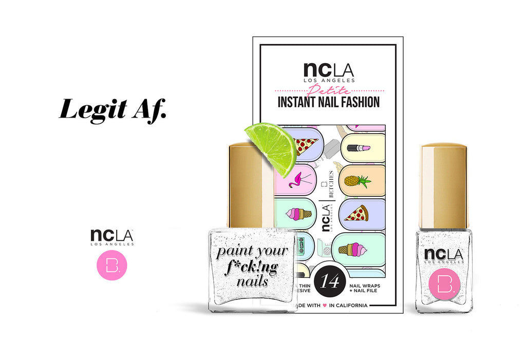 LAUNCHED: NCLA x Betches