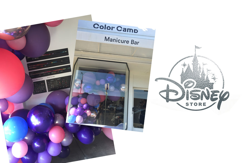 ON THE SCENE: ShopDisney x NCLA Launch Party at Color Camp