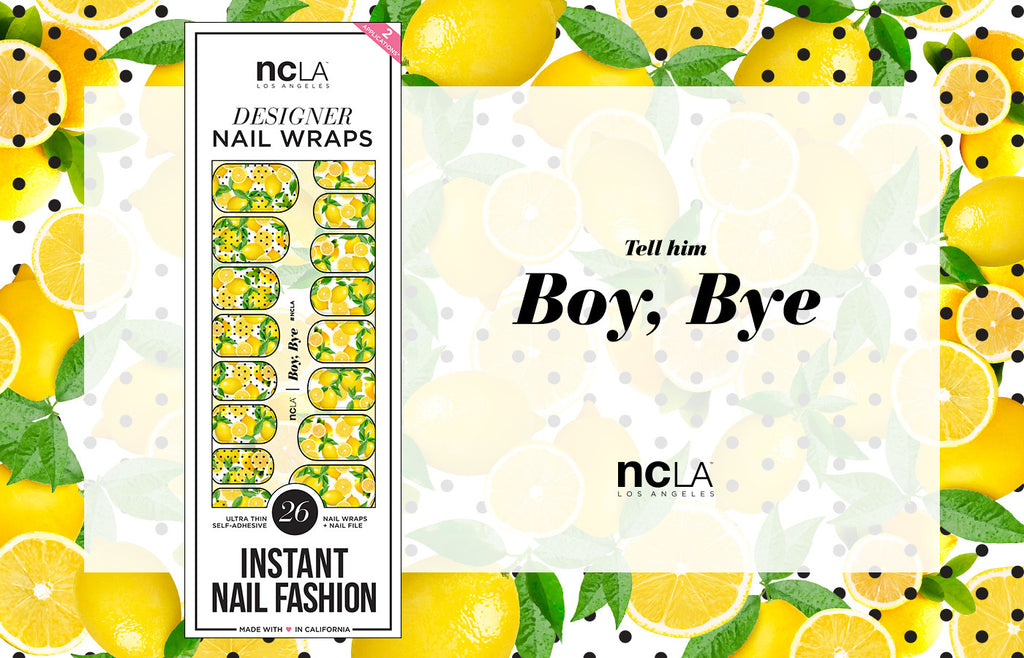LAUNCHED: Boy, Bye