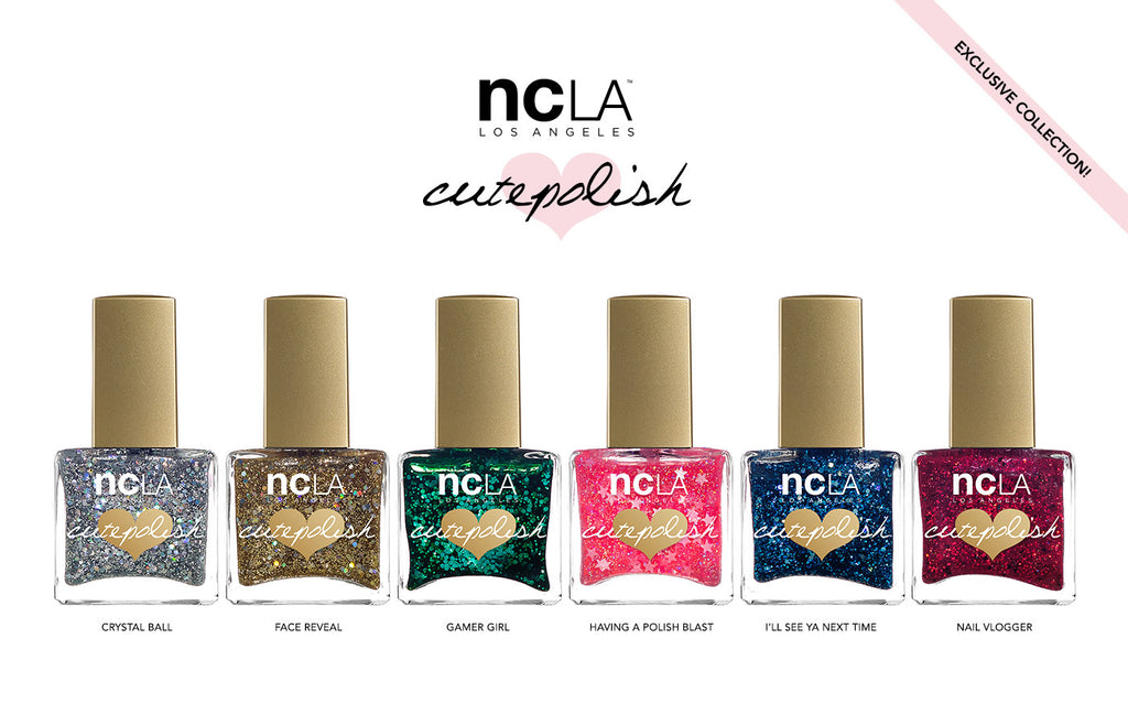 LAUNCHED: NCLA x CutePolish