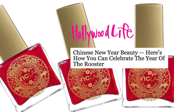 Hollywood Life: Chinese New Year Beauty — Here's How You Can Celebrate The Year Of The Rooster