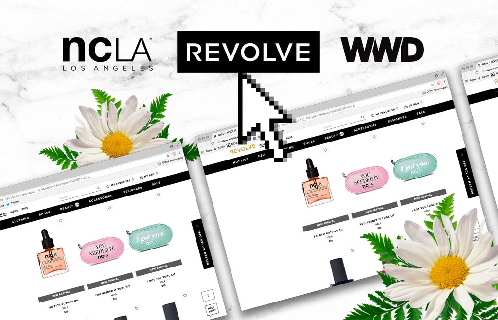 #Revolvebeauty is totally a thing now and NCLA is proud to be included.