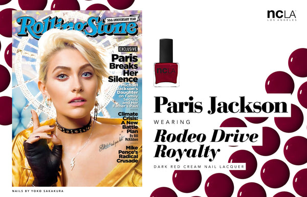 Paris Jackson Covers Rolling Stone Magazine in NCLA!