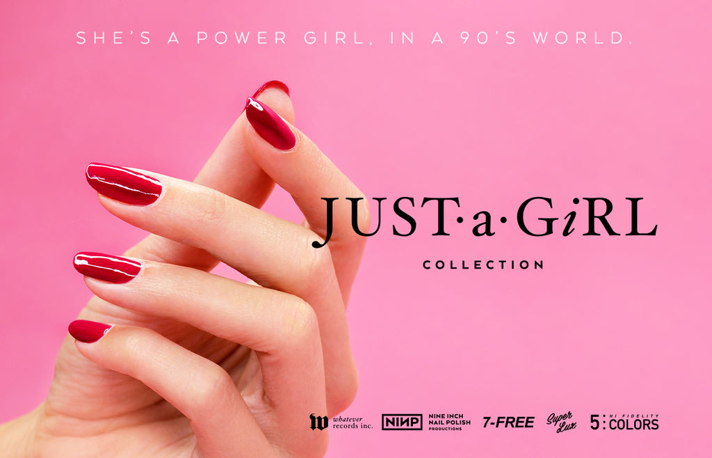 LAUNCHED: Just • A • Girl Collection!