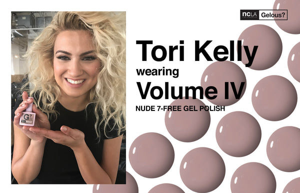 Tori Kelly in NCLA Gelous?!