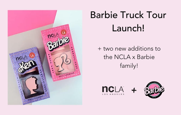 NCLA x Barbie Truck Tour!