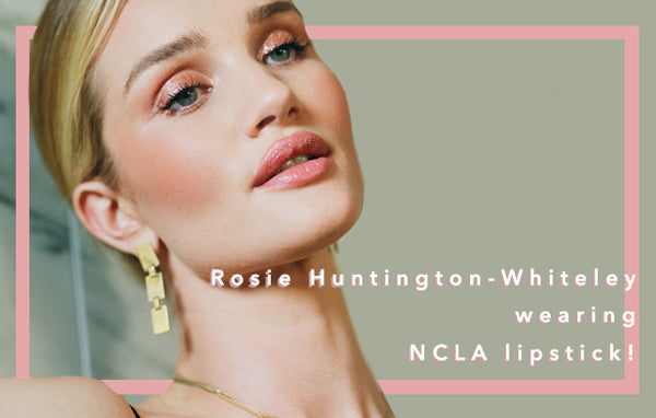 Rosie HW and Kate Bosworth's perfect NCLA pout!