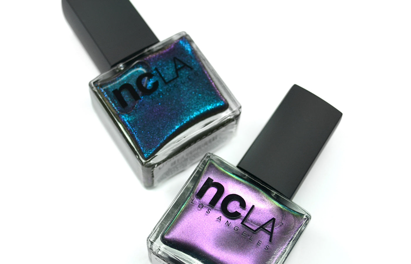 Appropriately Named Unicorn City Cosmic Candy Will Each Change Color Depending On Your Lighting Situation Making Them The Perfect Polishes To Nail That