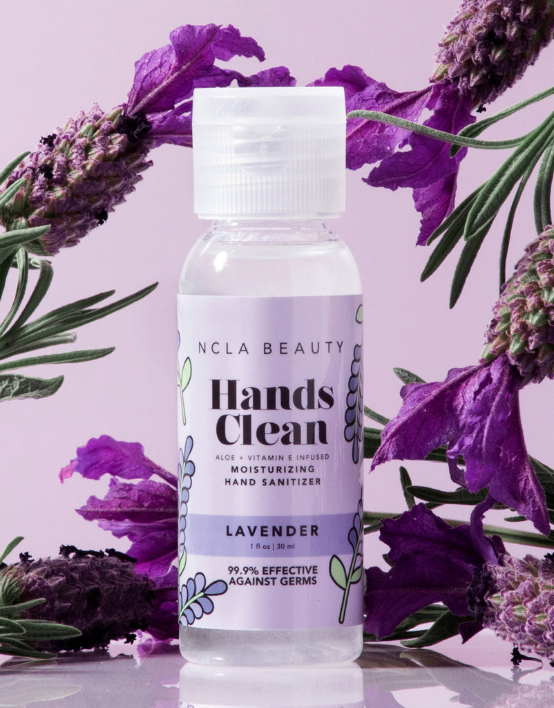 Hands Clean Moisturizing Hand Sanitizer - Lavender