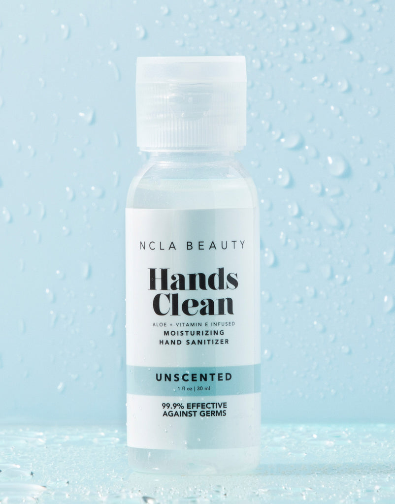 Hands Clean Moisturizing Hand Sanitizer - Unscented