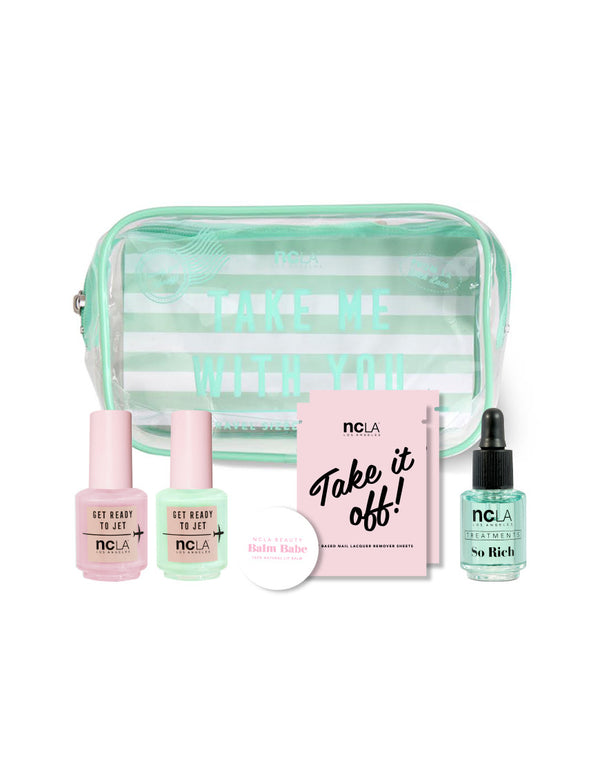 Vitamin Sea Travel Set
