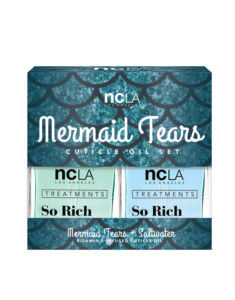 Mermaid Tears Cuticle Oil Set