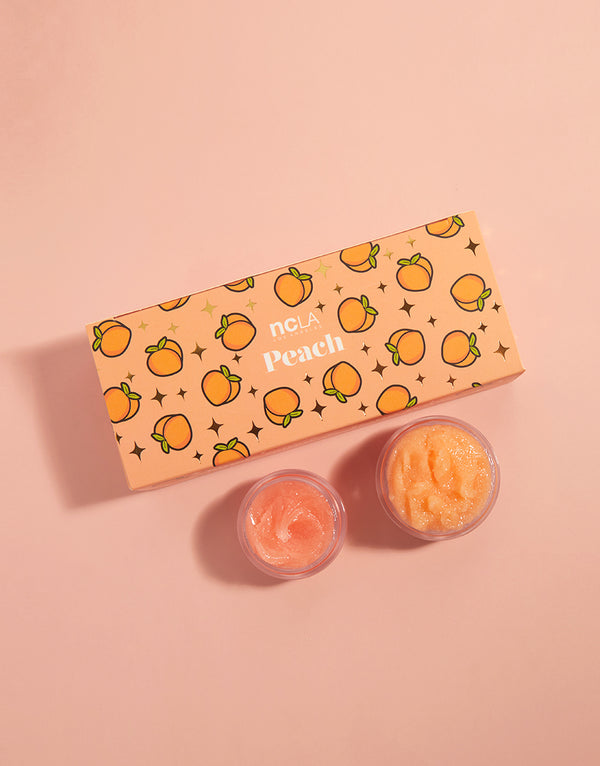 Peach Lip Care Duo