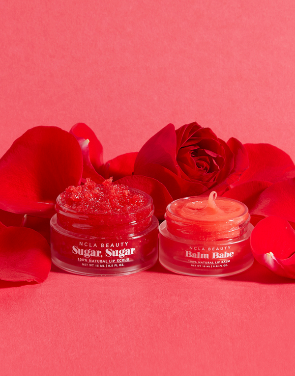 Red Roses Lip Care Duo