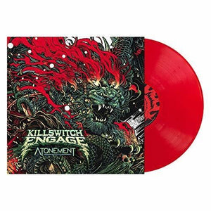 Atonement (Colored Vinyl, Red)